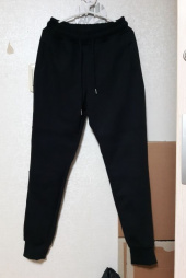 베리베인(VERYVAIN) BT18 CROP JOGGER PANTS (BLACK) 후기