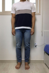 피스워커(PIECE WORKER) Mine worker ST - Light Blue / Newcrop 후기