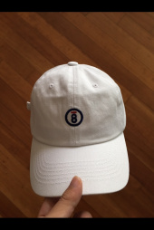 본챔스(BORN CHAMPS) BC LOGO 6P CAP WHITE 후기