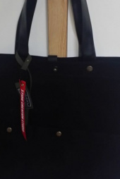 스티디(STIDIE) envelop tote/cross-black 후기