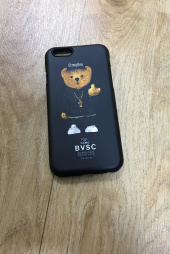 스티그마(STIGMA) PHONE CASE COMPTON BEAR BLACK iPHONE6S/6S+/7/7+/8/8+ 후기