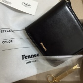 페넥(FENNEC) Fennec double wallet 001 Black 후기