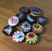 미시카(MISHKA) Assorted Pin Pack(Contains 12) Multi 후기