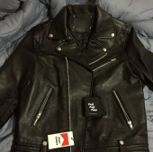 헤비스모커(HEAVYSMOKER) Zipper Leather Rider Jacket 후기