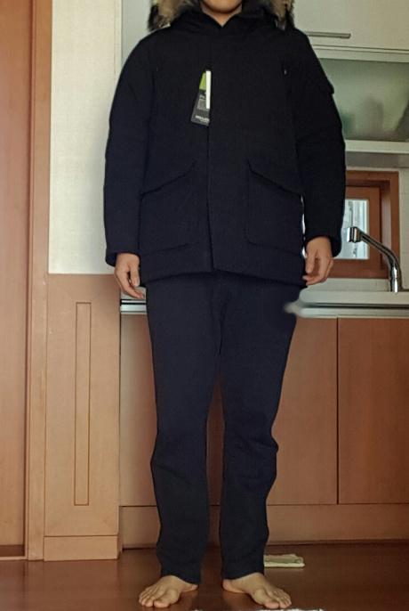 스타일 후기_포근하네요