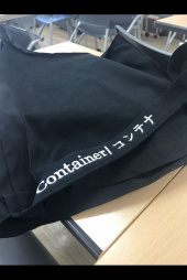 리플레이컨테이너(REPLAY CONTAINER) container bag black 후기