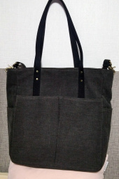 모노노(MONONO) 6 Pocket 3 Way Bag_Wax Canvas Charcoal 후기