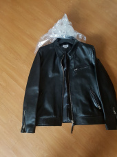 커버낫(COVERNAT) (NEW)LAMBSKIN CHASE RIDER JACKET 후기