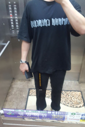 어반스터프(URBANSTOFF) USF LONG WEBBING BELT BLACK 후기