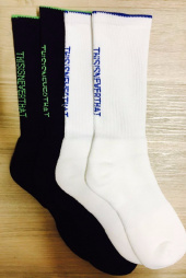 디스이즈네버댓(THISISNEVERTHAT) Regular Socks White 후기