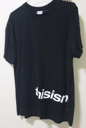 디스이즈네버댓(THISISNEVERTHAT) H-SP-Logo Tee R.Blue 후기