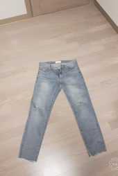 86로드(86ROAD) 86RJ-1713 slim cutting jeans 후기
