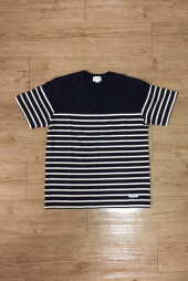 커버낫(COVERNAT) S/S STRIPE FOOTBALL T-SHIRTS NAVY 후기