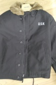 "와이엠씨엘케이와이(YMCL KY) YMCL KY US Type N-1 Deck Jacket ""Black"" 후기"