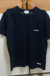 커버낫(COVERNAT) S/S TEAM T-SHIRTS BLACK 후기