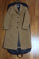 토니웩(TONYWACK) Crudo Cashmere Cutting Coat _ Camel 후기