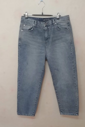 모디파이드(MODIFIED) M#1473 snowfield originalfit crop denim 후기