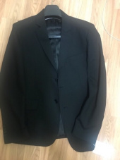 모노소잉(MONOSEWING) MONO WOOL SET-UP JACKET(BLACK) 후기