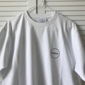 커버낫(COVERNAT) S/S CIRCLE AUTHENTIC LOGO TEE BLACK 후기