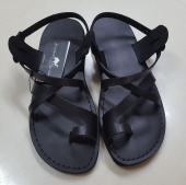 예루살렘 샌들(JERUSALEM SANDALS) NO.6 THE GOOD SHEPHERD (BUCKLED)BLACK 후기
