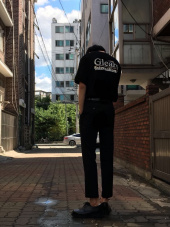 소버먼트 위드 로모트(SOVERMENT WITH LOMORT) 20s invisible tee-black- 후기