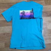 카멜워크(CAMEL WORK) Sunset S/S T-Shirts(Mint) 후기
