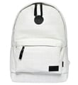 PERFORATED BACKPACK WHITE