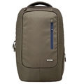 Compact Backpack Taupe Blue