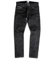 RIGID SELVEDGE DENIM(BLK/WHT)