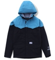 GORE-TEX MOUNTAIN PARKA BLACK/BLUE