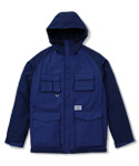 FISHING PARKA BLUE