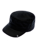 COTTON ADJUSTABLE ARMY CAP 9642 BLACK