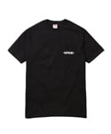 INDEPENDENT TEE BLACK
