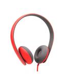 [EC30029S] INCASE REFLEX ON EAR HEADPHONE - HOT RED / PRIMER (EC30029S)