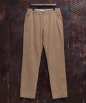 COTTON CHINO PANTS BEIGE