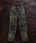 CLOUND CAMO BAKER PANTS BEIGE
