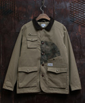 BRITISH MILLERAIN FISHERMAN JACKET KHAKI