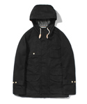 FIELD JACKET [BLACK]