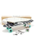 STEREO WOOD VINYL CRUISER WHITE