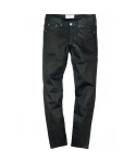 모디파이드() M0095 BLACK COATING JEANS