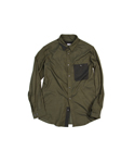 POCKET SHIRT(KHAKI)