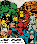 마블 GALAXY S3 LTE MARVEL COMICS CASE