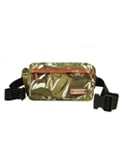 LEATHER POINT WAIST BAG CAMO