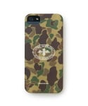 Cellphone cover duck hunter camo (iPhone 5) forest