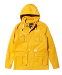 MOUNTAIN PARKA2 [MUSTARD]