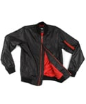 UTO 03 light blouson jacket_black(남여공용)