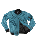 언티지(UNTAGE) UTO 04 light blouson jacket_saxe blue(남여공용)
