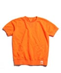 Basic Sweat Shirt Orange