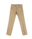 UTP 05 cotton slim chino pants_beige(남성용)