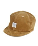 Swellmob 6panel corduroy cap -beige-